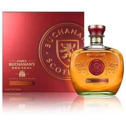Whisky Buchanan's Red Seal