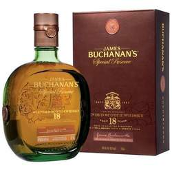 Whisky Buchanan's 18 Years Special Reserve