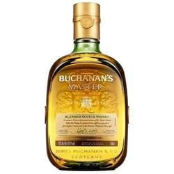 Whisky Buchanan's Master