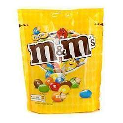 CHOCOLATE M&M PEANUT