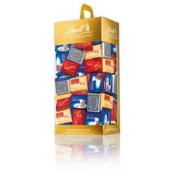 CHOCOLATE LINDT NAPS MINI-MXTOS 250g