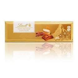 CHOCOLATE LINDT BARRA HAZELNUT