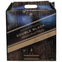 Whisky Johnnie Walker Double Black Tri-Pack