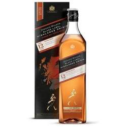 WHISKY JOHNNIE WALKER BLACK HIGHLANDS ORIGIN 12YO